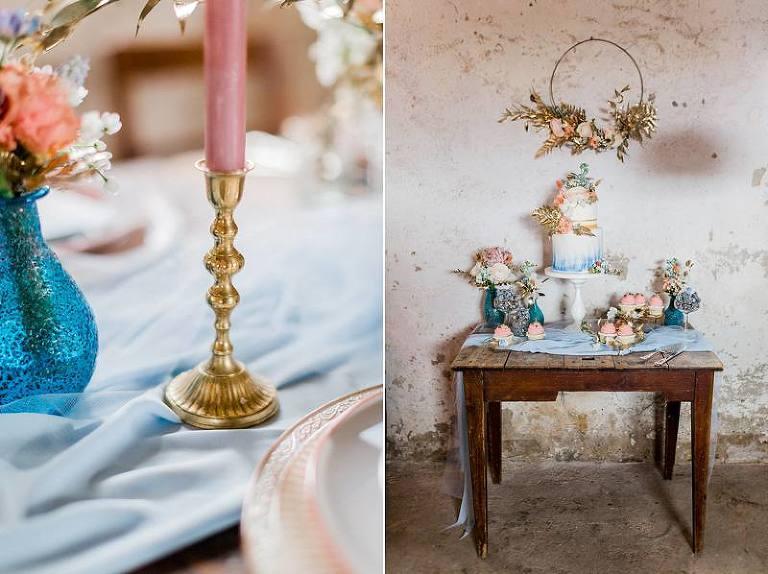 Eisblau Styleshooting Hochzeitswahn Hochzeitsfotografie Hochzeitsfotograf Hochzeitsfotografin Papeterie Blumen Hochzeitsdeko Weddingphotographer Berlin Brandenburg  Sedef Yilmaz