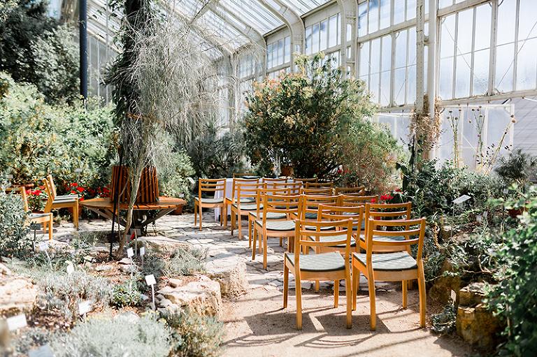 Lena Baron Trauung Im Botanischen Garten Sedef Yilmaz