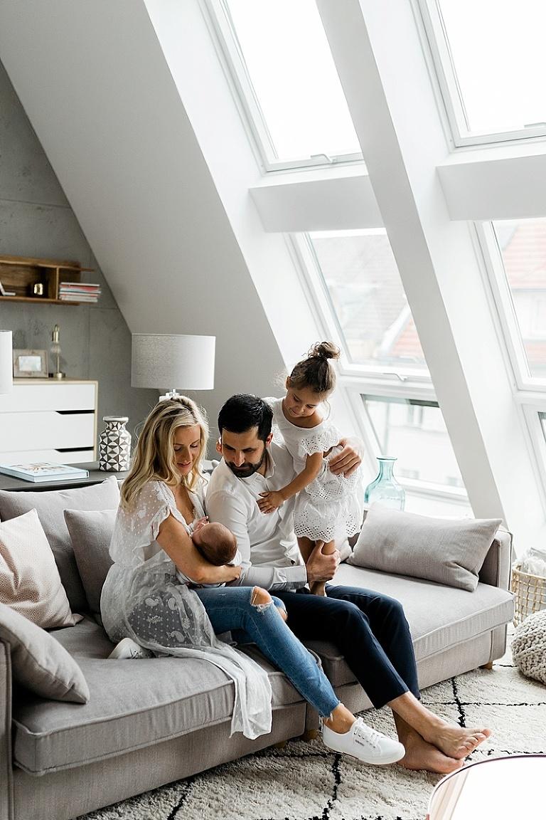 Babyshooting Familienbilder Neugebornen Schwangerschaft Familie Familyportraits Sedef Yilmaz Familienfotograf